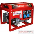 Генератор бензиновый DDE DPG 2951 (генер.230В,2кВт/2.4кВА, двигат.5.5л.с/4кВт,15л/11час)